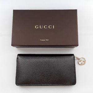 New in box 100% authentic Gucci wallet. 308005